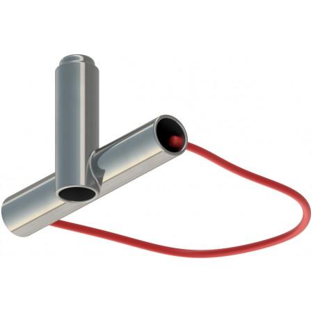 01056 Зарядный упор металлический безопасный
